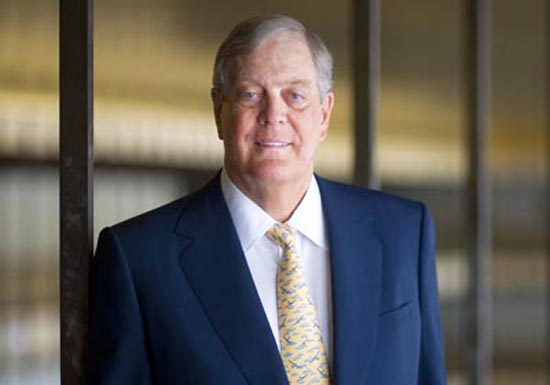 David H Koch Donates $100M to Lincoln Center