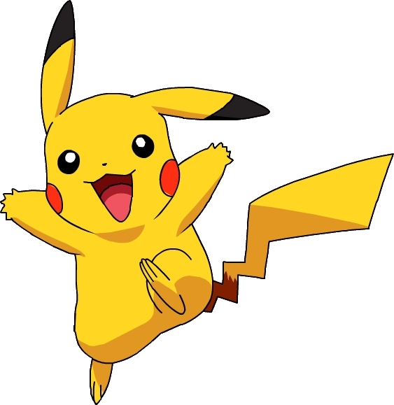 10 Best Cartoon Characters- Pikachu