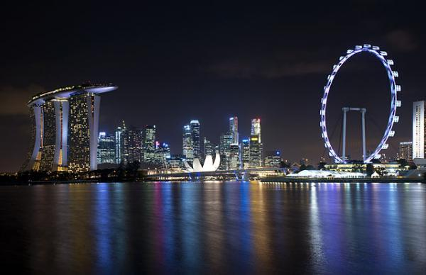 Singapore Safest Country in the World