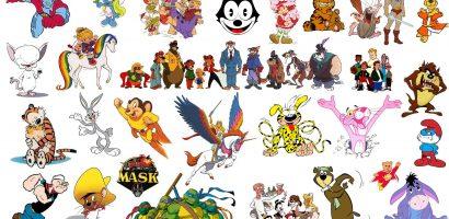 Top 10 Best Cartoon Characters