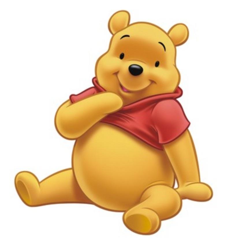 Best cute Cartoon Characters- Winnie the Pooh
