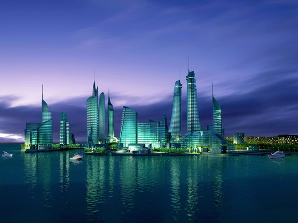 BAHRAIN - Safest Country in the World