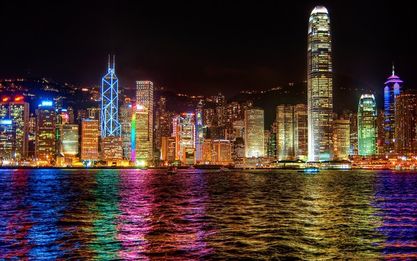 Hong Kong - Safest Country 2014