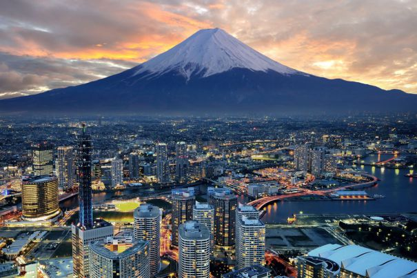 Japan - Safest Country of All Time