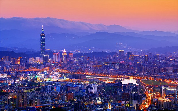 Taiwan - Safest Country 2014