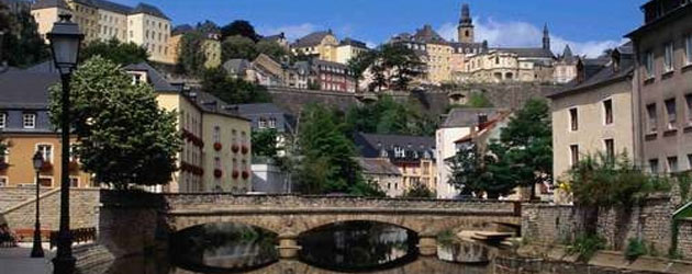 luxemburg - Safest Country in the World