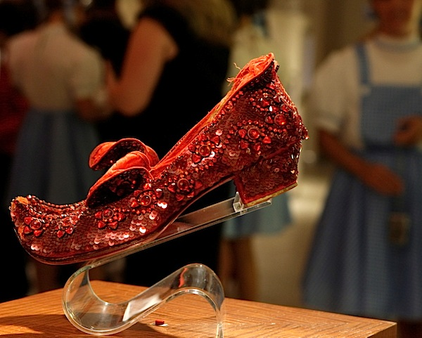 Most Expensive Shoes- Harry Winston Ruby Slippers
