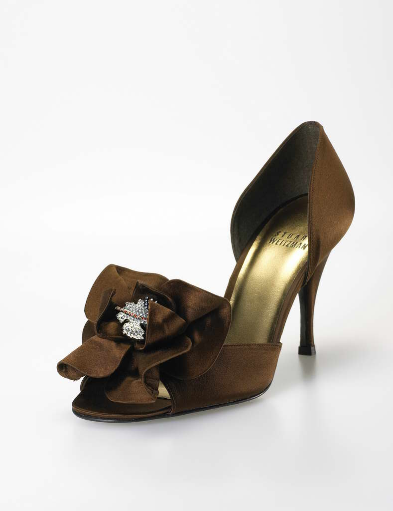 Most Expensive Shoes- Stuart Weitzman Rita Hayworth Heels