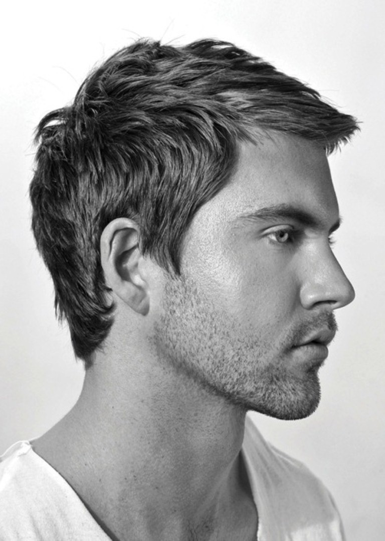 Mens Short Hairstyles 2014