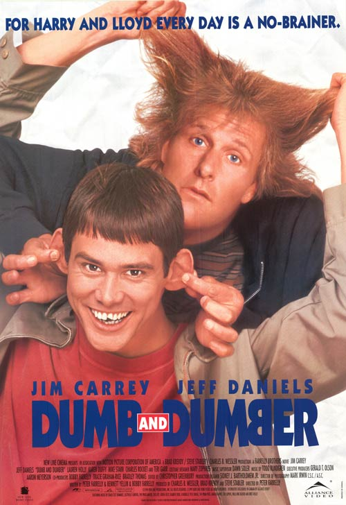 Top 10 Comedy Movies- Dumb and Dumber