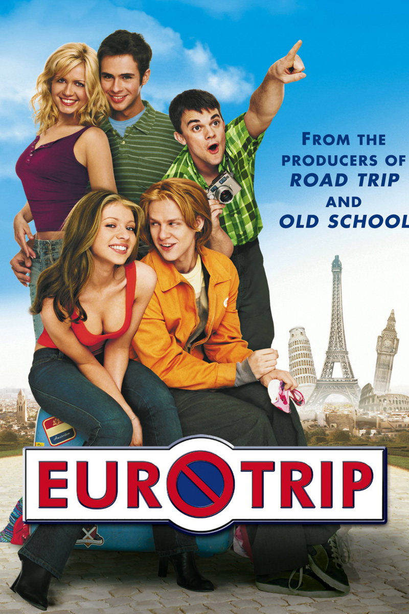 Top Comedy Movies- Euro Trip
