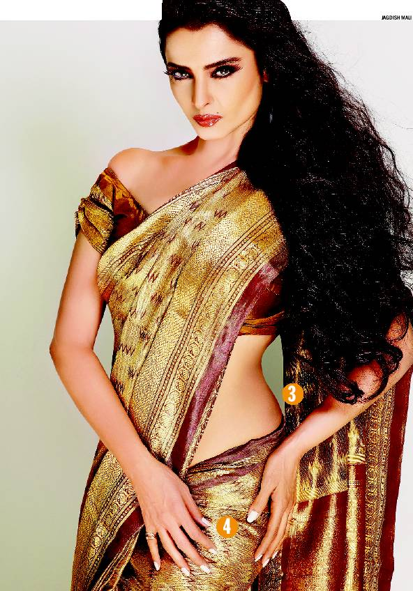 10 hottest Item Girls of Bollywood- Rekha