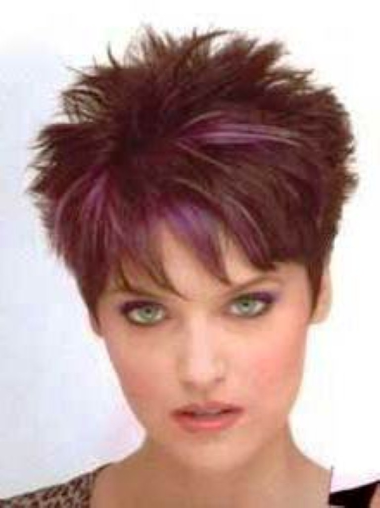 short spiky haircuts for women best short hairstyles for girls ohtopten
