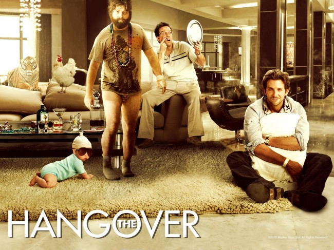 Top Comedy Movies- The Hangover