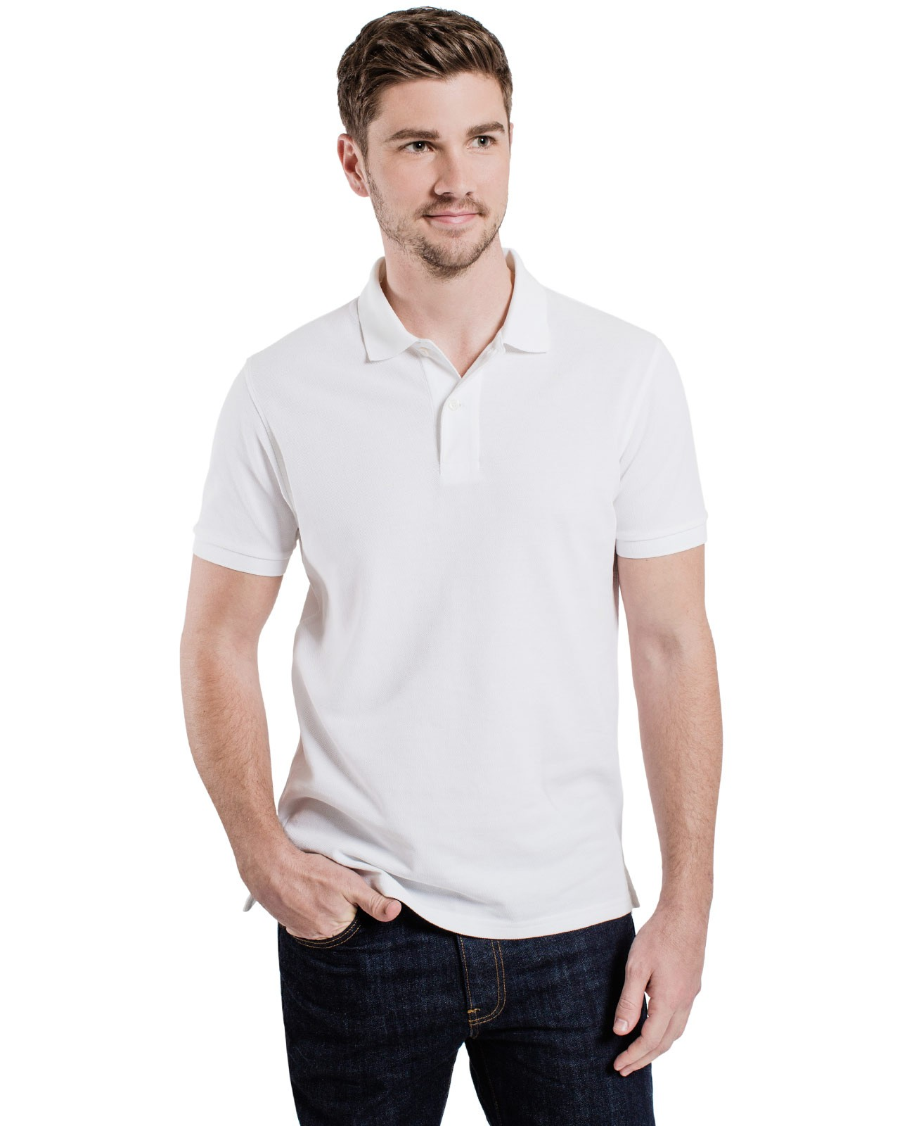 The original polo shirt was designed by French tennis pro René Lacoste in the s, as an upgrade on the long-sleeved button-downs that contemporary tastes somehow thought appropriate for .
