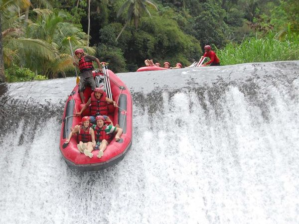 water-sport activities in Bali