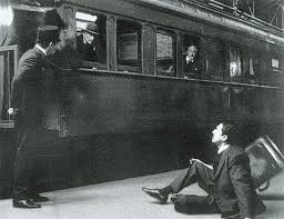 Gandhi thrown out of train in South Africa