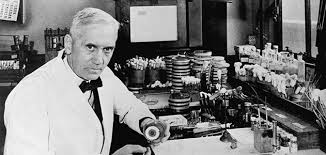 Discovery of Penicillin by Alexander Fleming