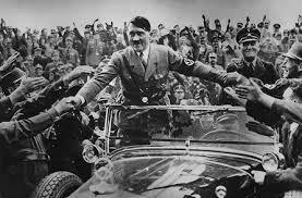 Adolf Hitler appointed as German Chancellor, 1933