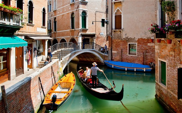 Rekindle your romance in Venice