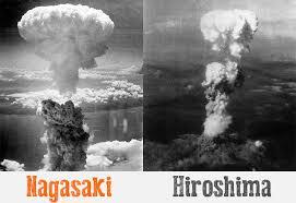 Bombings on Nagasaki and Hiroshima