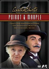 Miss Marple and Hercule Poirot by Agatha Christie