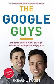 Larry Page, with Sergy Brin - Founders of Google