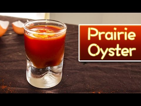 prarie oyster