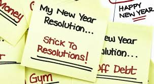 stick to your resolution