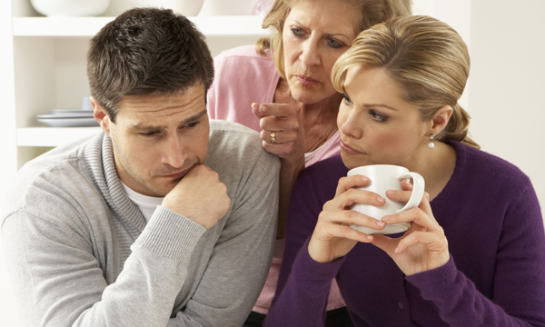 Fear of Mother-in-Law