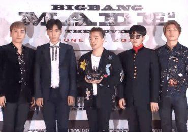 Big Bang kpop bands