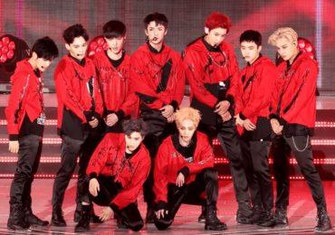 EXO kpop bands