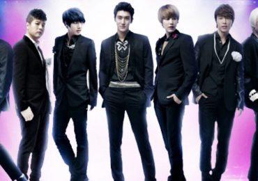Super Junior kpop bands