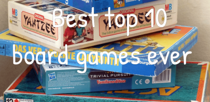 Top 10 Best Board Games Ever