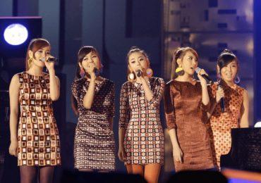 Wonder Girls kpop bands