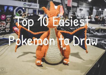 Top 10 Easiest Pokemon to Draw