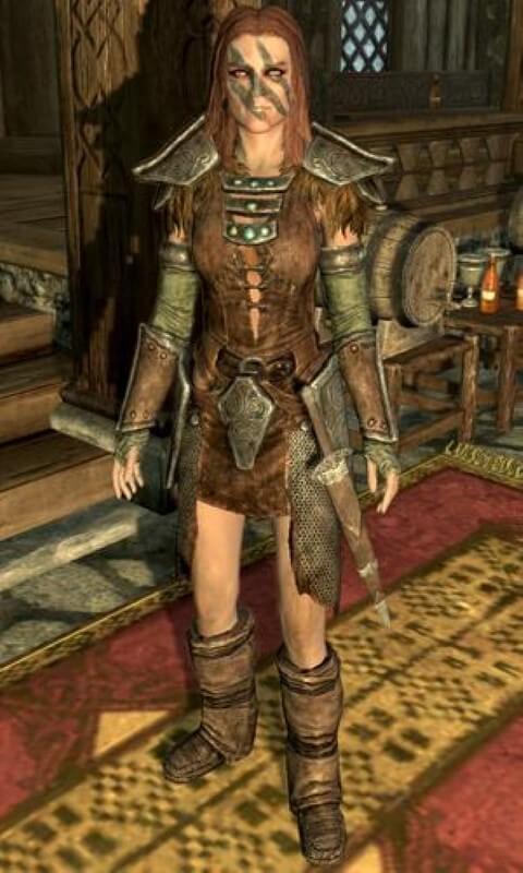 Aela the Huntress Skyrim