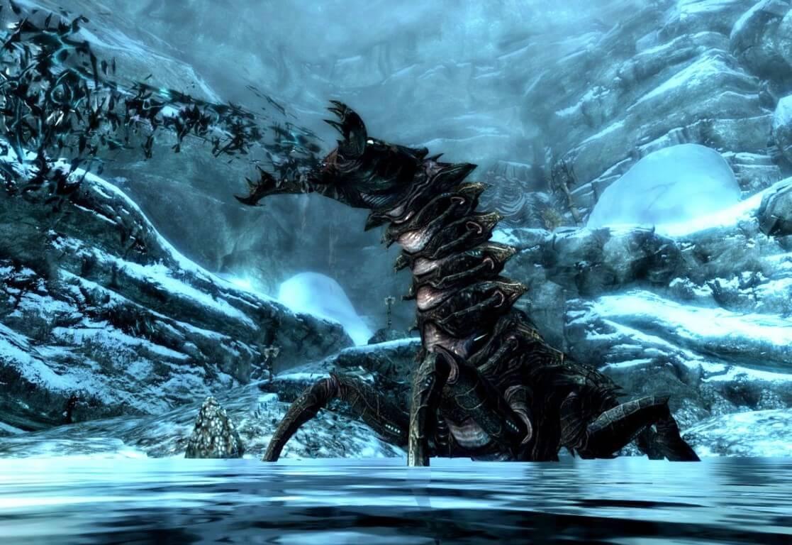 Frostflow Abyss skyrim quest