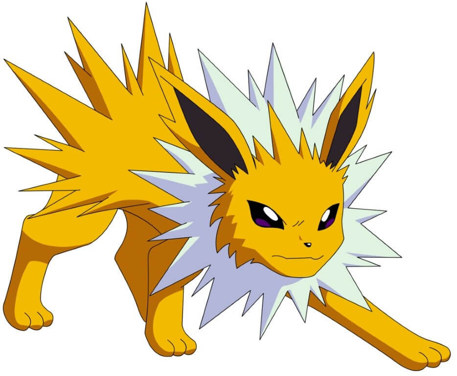 Jolteon Cat Pokemon
