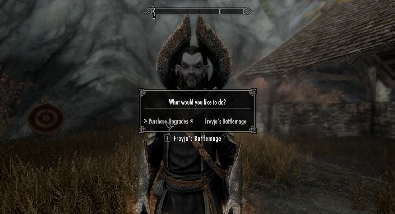 Skyrim character builds Battlemages