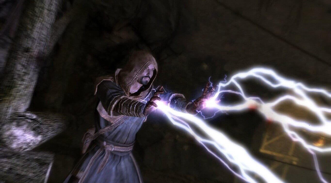 Skyrim character builds Mage