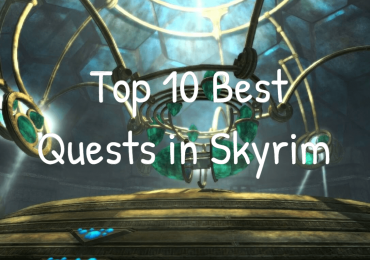 Top 10 Best Quests in Skyrim