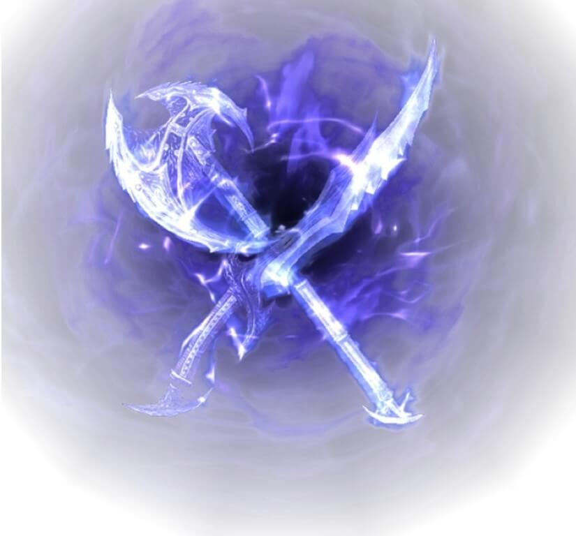 Bound Sword spell skyrim