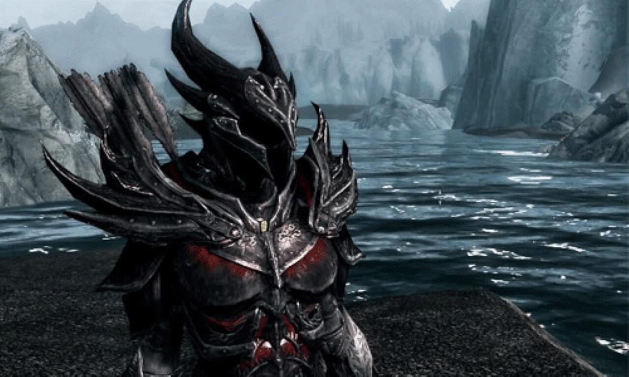 Daedric Armor skyrim