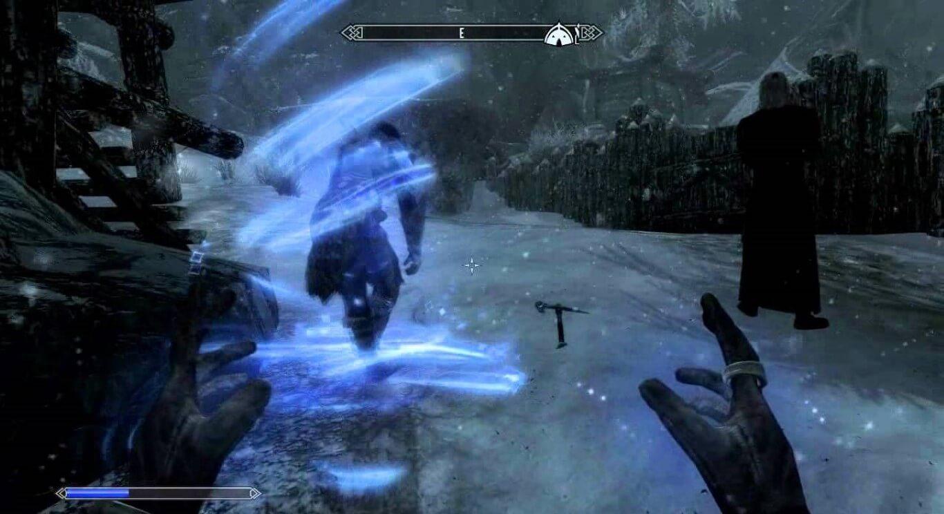 Dead Thrall spell skyrim
