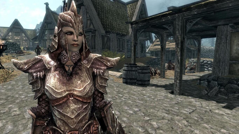Orcish Armor skyrim