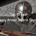 Top 10 Best Heavy Armor Sets in Skyrim