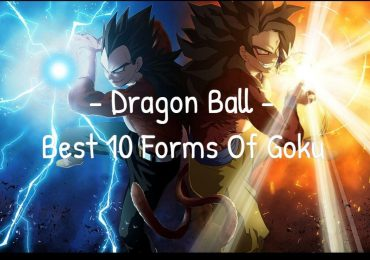 All form of goku dragon ball