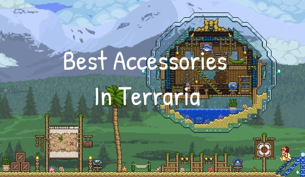 Best accessories in Terraria