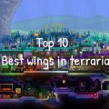 Best wings in terraria